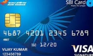 AIR-India SBI-Platinum-Card