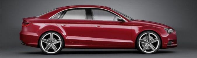 Audi - A3 - Sedan - Car