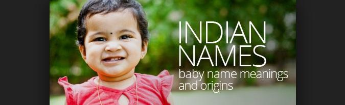 BABY NAMESINDIAN