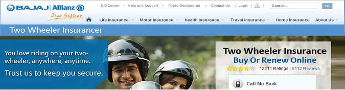 Bajaj-Allianz-Two-Wheeler-Insurance