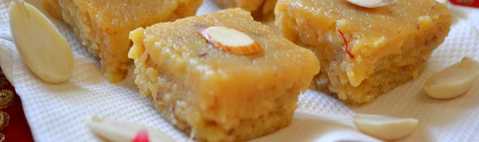 Barfi Dessert India