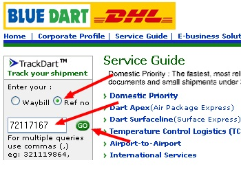 Blue Dart Express Limited