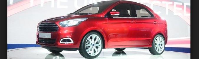 Ford - Figo - Sedan