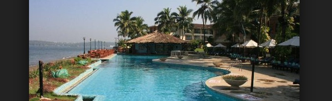 Goa - Marriot - Resort