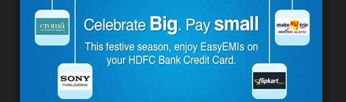 HDFC Titanium Times Card