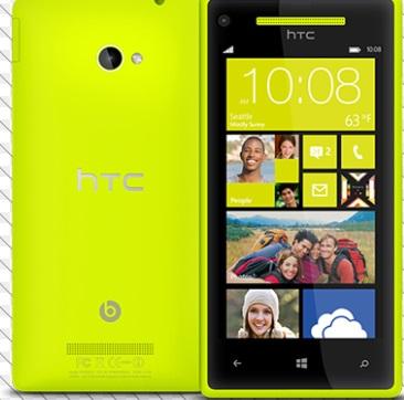 HTC - 8X