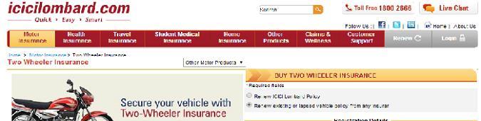 ICICI-Lombard-Two-Wheeler-Insurance