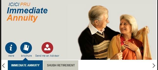 ICICI Retirement Plan