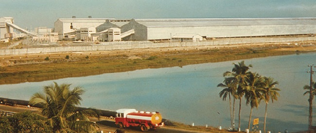 Kudremukh iron ore company