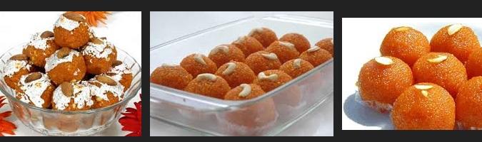 Ladoo Dessert