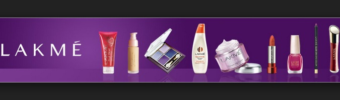 Lakme Cosmetic Brand India