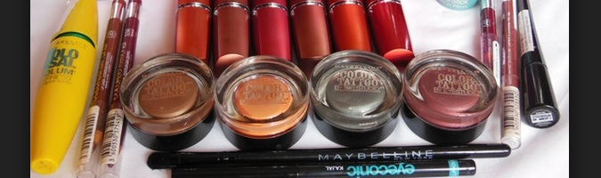 Maybelline Cosmetic Brand India1