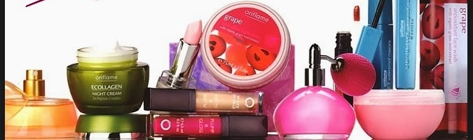 Oriflame Cosmetic Brand India1