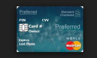 Standard-Chartered-Preferred-World-Master-Card