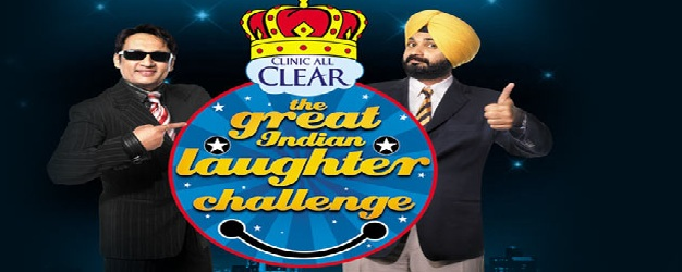 The  Great  Indian  Laughter Challenger