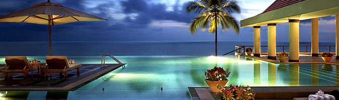 Top 5 Best 5star Hotels In Kerala Top List Hub