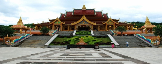 Buddhist  temple