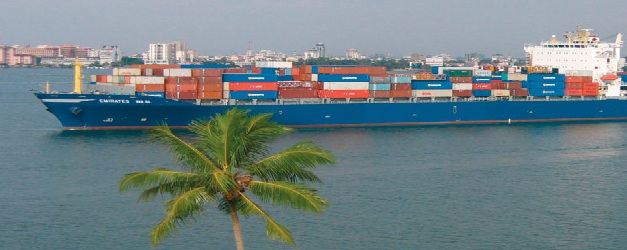 cochin  seaport