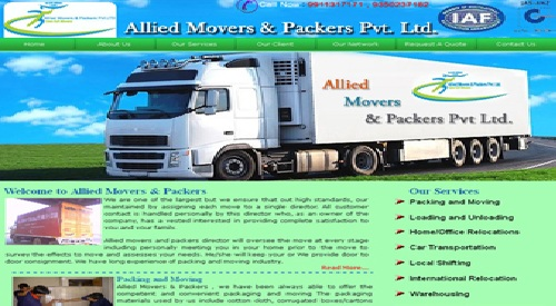 Allied Movers and Packers