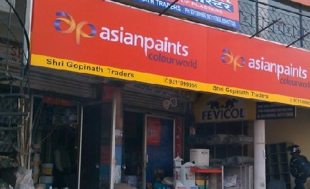 You can asian paints industrial coatings ltd india