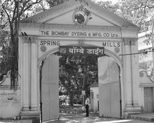 Bombay Dyeing Mills