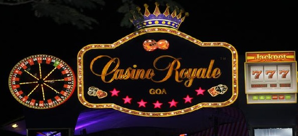 Casino Royale Goa