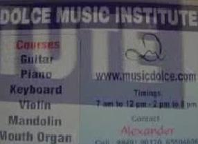 Dolce Music Institute