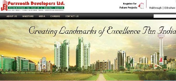 Parsvnath Developers Limited