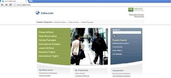 Yatra Travel Agency