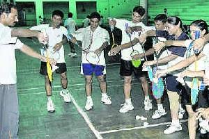 Surjit Singh Badminton Academy